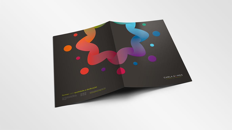 Design de capa de arquivo
