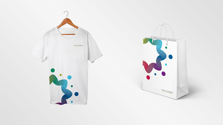 Merchandising Centro de Estética Carla Gomes