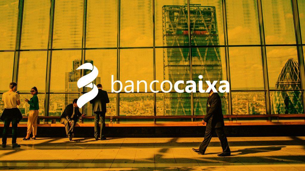 Rebranding Banco Caixa