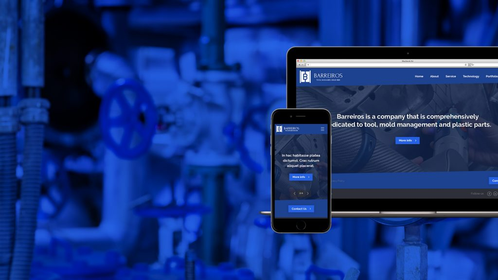 Website Barreiros Tool Managers