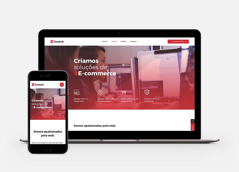 Web design em Aveiro