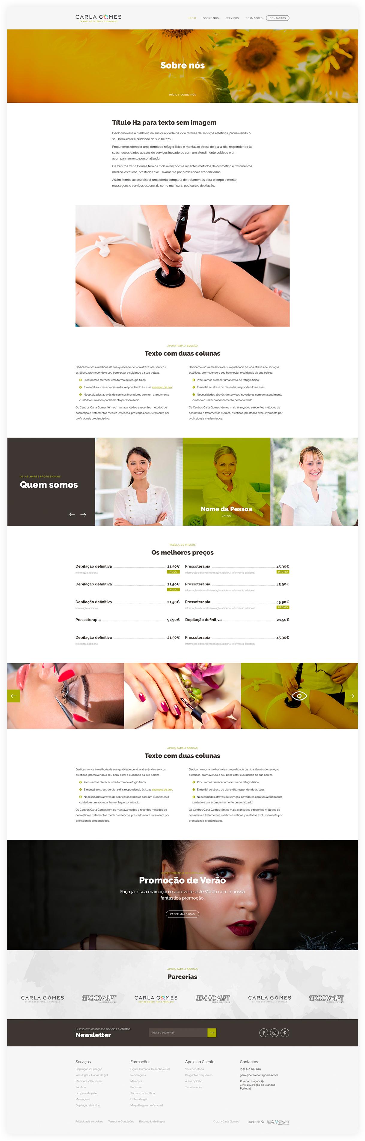 Empresa de Websites em Santa Maria da Feira