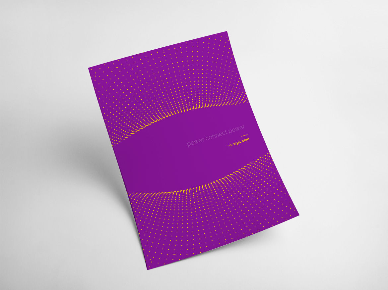 Design de papel de carta